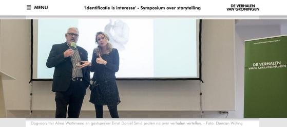 Nieuwsbrief Verhalen van Groningen